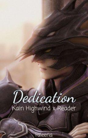 Dedication - Kain Highwind x Reader (FFIV) by Faleeria