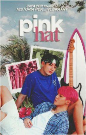 PINK HAT, Jikook. by _vodkaart