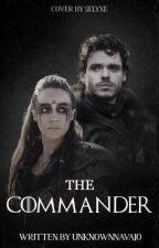 The Commander 》 Robb Stark by unknownnavajo