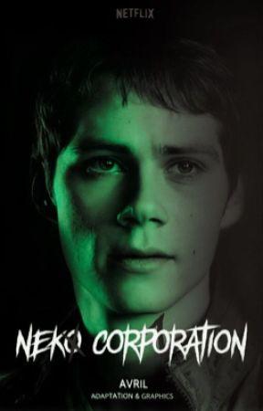 NEKO CORPORATION  |  dylmas. by dylmqs