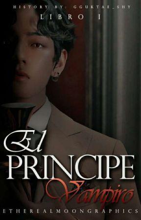 El Príncipe Vampiro© Vkook    Libro I  by gguktae_shy
