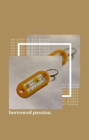 borrowed passion » kuroo tetsurou by kazohm