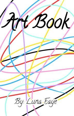 Art Book by Riordanbooklover