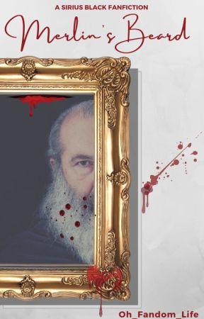 Merlin's Beard 𓆙 Sirius Black by radfoot