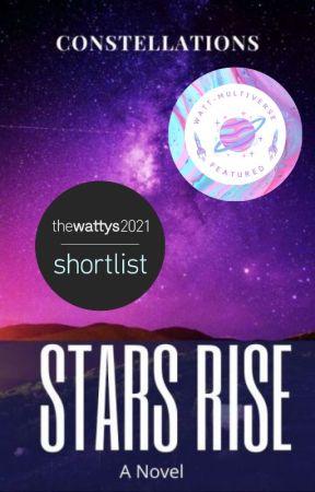 Stars Rise by EscritoraMia