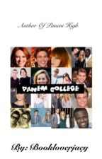 Panem College by bookloverjacy