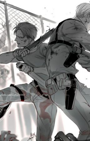 One place on Earth - Levi x Reader by Neeoni
