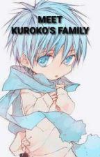 Meet Kuroko's Family by NatashaHannan
