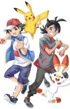 Pokemon Journeys: Ash and Goh to Kalos by rjwinner12