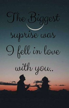 The Biggest Surprise Was I Fell In Love With You.. by Alex_the_Daredevil