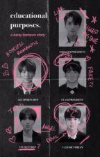 educational purposes ⌮ kang taehyun by DIORTYUN