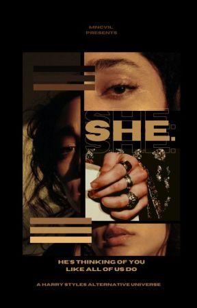 She | 𝘏.𝘚 by mncvil