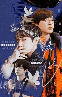 chanbaek; rich boy
