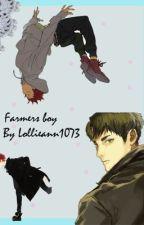 Farmers boy (ushiten) by lollieann1073