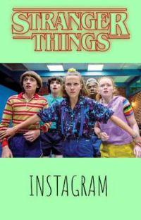 Stranger things - instagram  cover