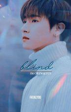"Blind ""Im Changkyun"" by fatalyoo"