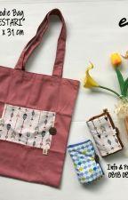 +62 818 0785 8764 Produksi Souvenir Family Gathering Goodie Bag Jakarta by elokbyibu