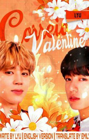 Valentine Mail • JJK + PJM by lilyusan