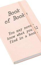 Book of Books|BNHA by Phe_Uzu