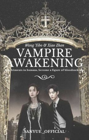 Vampire Awakening : Experiments In Humans, Become A Figure Of Bloodsucking by SanYue_Official