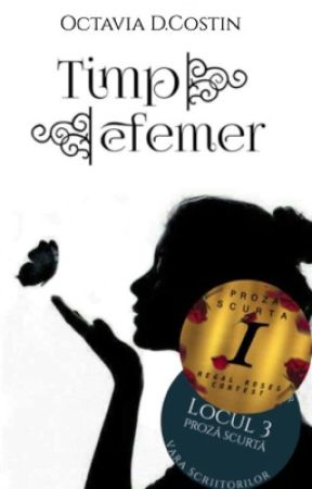Timp efemer by DeanneWagnerAuthor