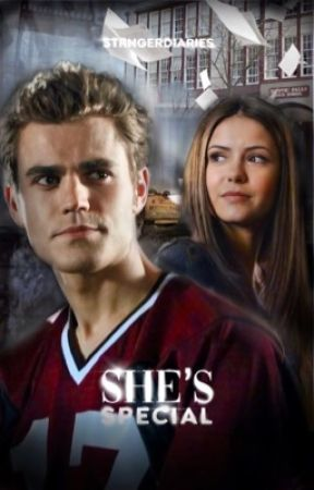 𝐒𝐇𝐄'𝐒 𝐒𝐏𝐄𝐂𝐈𝐀𝐋, stelena au by strngerdiaries