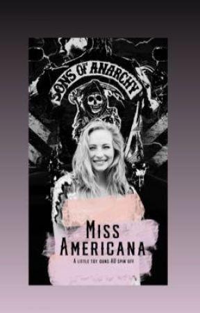 Miss Americana  by writingathome23