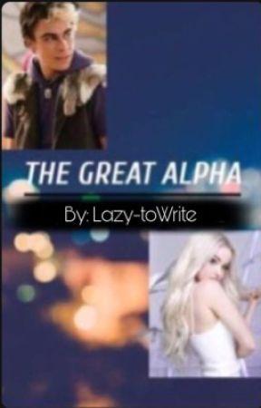 The Great Alpha {WYATT LYKENSEN} by Courtney_Autumn