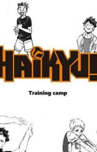 Training camp haikyuu imagine  cover
