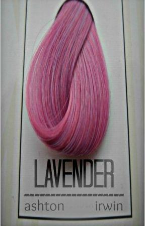Lavender || a.i [au] by lukesnothot