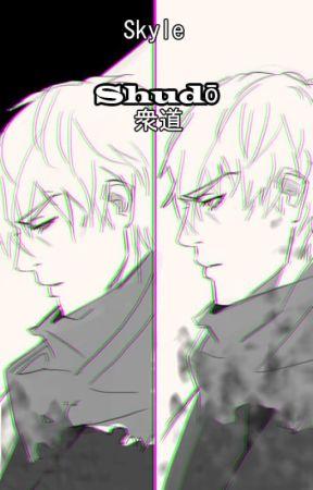 Shudō 衆道 (Zed x Kayn) by skyblue-dreams