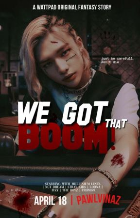 WE GOT THAT BOOM by pawlvinaz