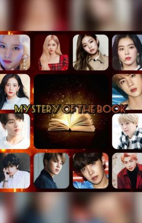 JUNGKOOK FF MYSTERY OF THE BOOK by tarannum_kpop