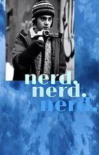 nerd.  - Freddy Freeman by madelviira