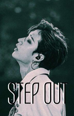 Step out || SKZ AU (prox.) by azzynan