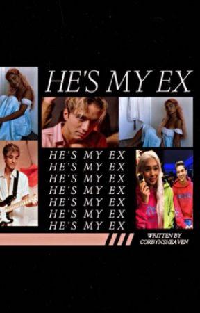 HE'S MY EX, daniel seavey by corbynsheaven