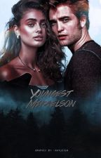 Youngest Mikaelson, edward cullen by -MissHolland