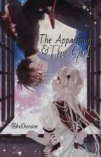 The Apparition and The Girl by skzchrono