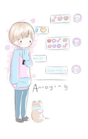 annoying | semishira by tobuuxi