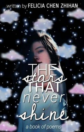 The Stars That Never Shine ➳ poetry by -anxidepressic