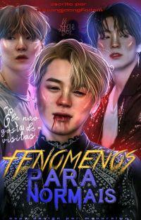 Fenômenos Paranormais • Versão Jikook  cover