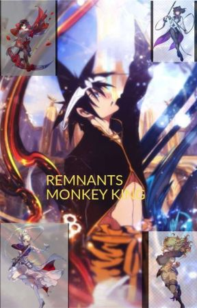 the god of remnant  by emiya529440