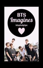 BTS Imagines by btspiedpipe