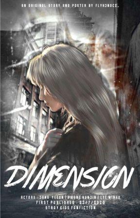 Dimension | Hwang Hyunjin [Revisi] by flyhjnocz_