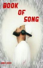 Book of songs by jannie_rocks