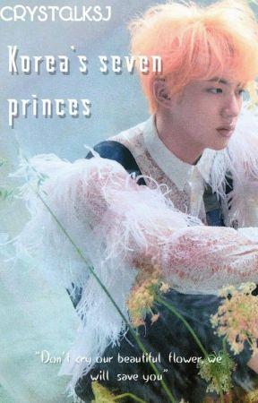 Korea's seven princes - bts x reader (rewritten version) by CRYSTALKSJ