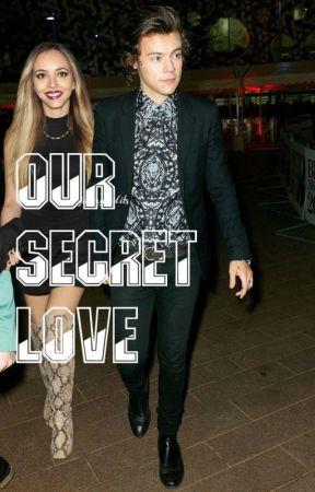 Our Secret Love (Jarry fanfiction) by jarry_stories