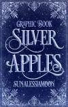 𝒔𝒊𝒍𝒗𝒆𝒓 𝒂𝒑𝒑𝒍𝒆𝒔   graphic book cover