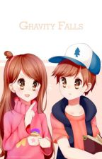 Gravity Falls fanart by element-of-laughter