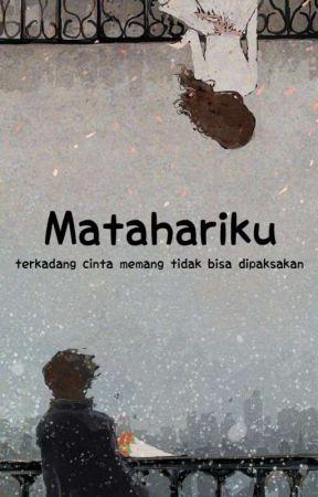 Matahariku by annizaa_